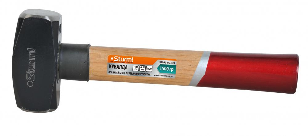 Купить Кувалда Sturm! 1011-52-wd1500