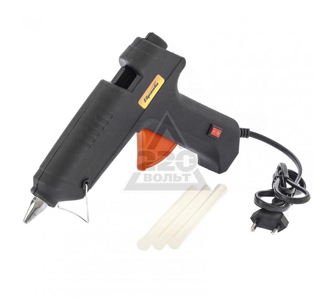 Пистолет клеевой SPARTA 93034