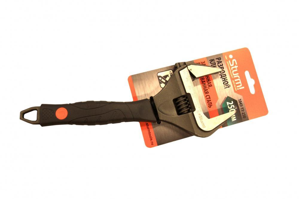Картинка для Ключ разводной Sturm! 1045-11-250