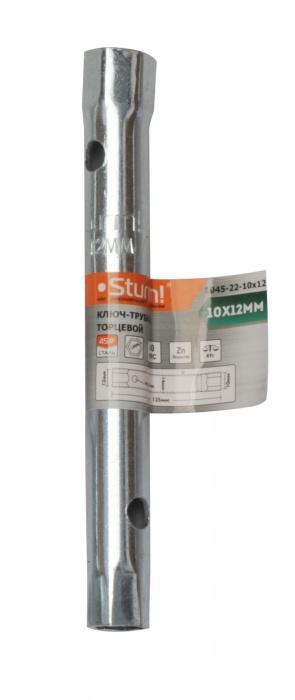 Ключ Sturm! 1045-22-10x12 ключ трещотка sturm 1045 16 r38