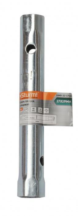 Ключ Sturm! 1045-22-17x19 ключ трещотка sturm 1045 16 r38