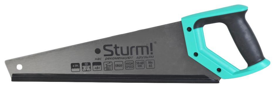 Купить Ножовка Sturm! 1060-52-400, Китай