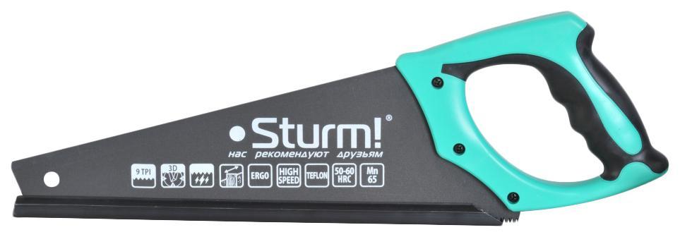 Ножовка Sturm! 1060-64-350