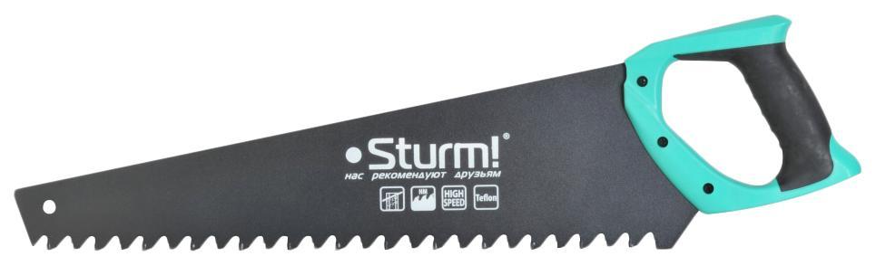 Ножовка Sturm! 1060-92-500 цена 2017