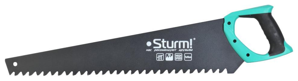 Ножовка Sturm! 1060-92-600 строительный 2f8уровень 600 мм sturm 2015 02 600