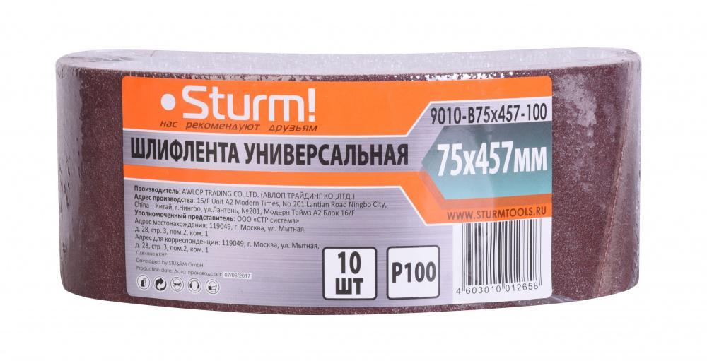Лента шлифовальная бесконечная Sturm! 9010-b75x457-100 cd85n20 25 b cd85n20 50 b cd85n20 75 b cd85n20 100 b cd85n20 150 b cd85n20 200 b single rod double action air cylinder