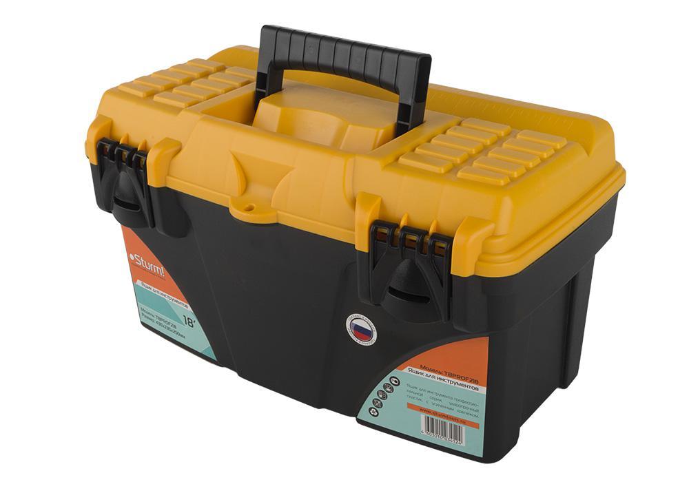 Ящик Sturm! Tbprof218 ящик для инструментов sturm tbprof13