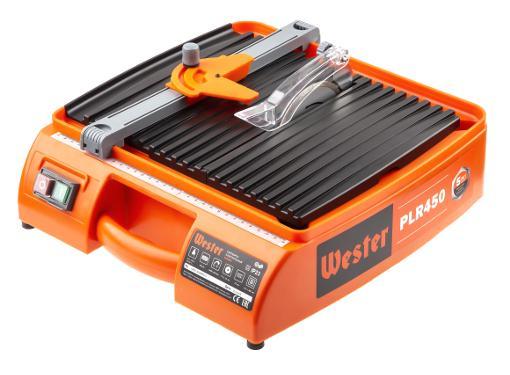 Плиткорез электрический WESTER PLR450 WESTER