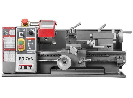 Станок токарный JET BD-7VS 50000910M