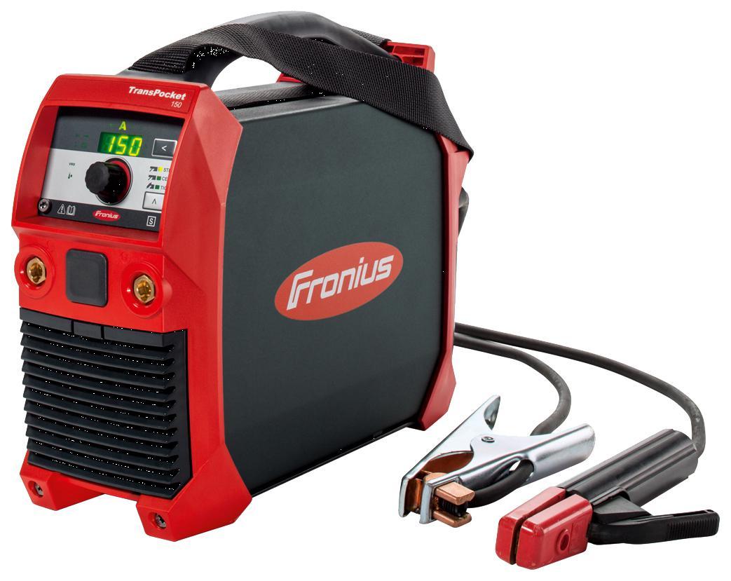 Сварочный аппарат Fronius Transpocket 150/ef cel puls сварочный инвертор ewm pico 220 cel puls 090 002057 00502 090 s02057 02748