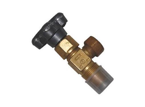 Вентиль водородный БАМЗ ВВ-88 исп. 03