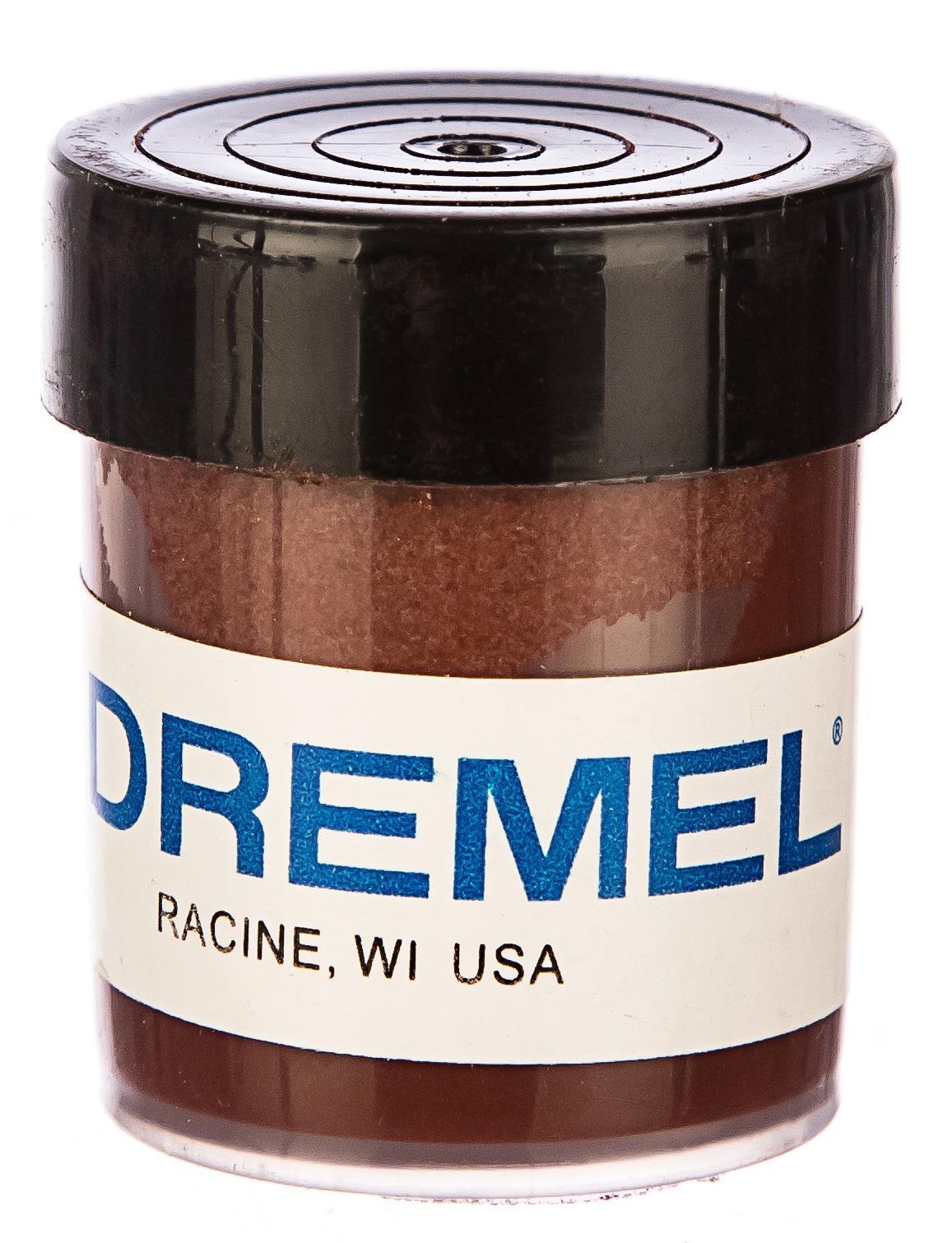 Паста полировальная Dremel 421 батарея аккумуляторная для гравера dremel 855