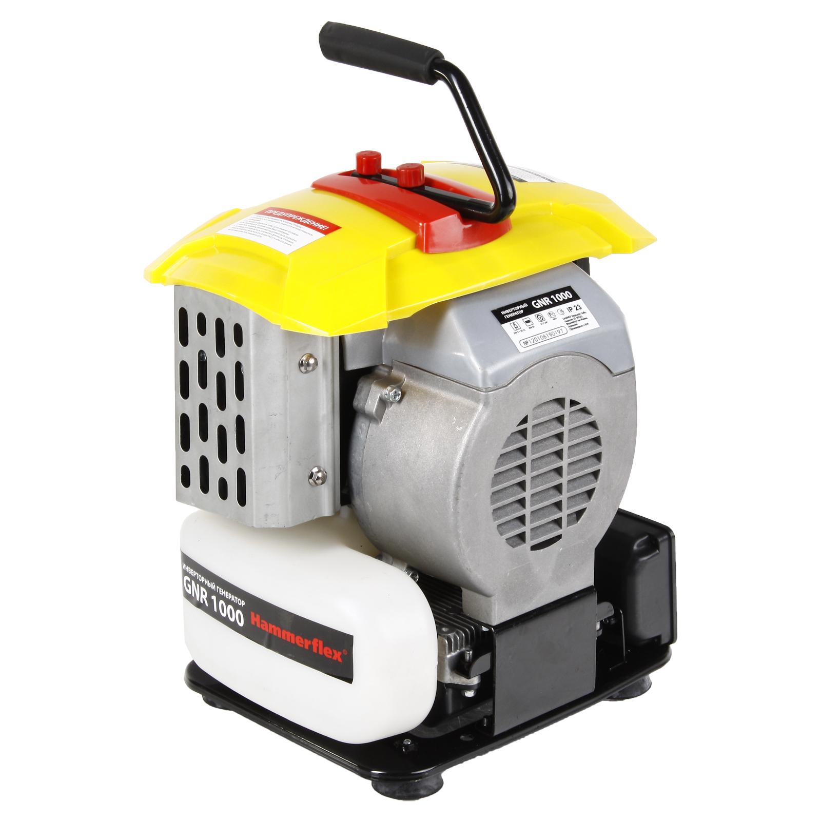 Бензиновый инверторный генератор Hammer Gnr1000 генератор инверторный бензиновый et 3600i etalon
