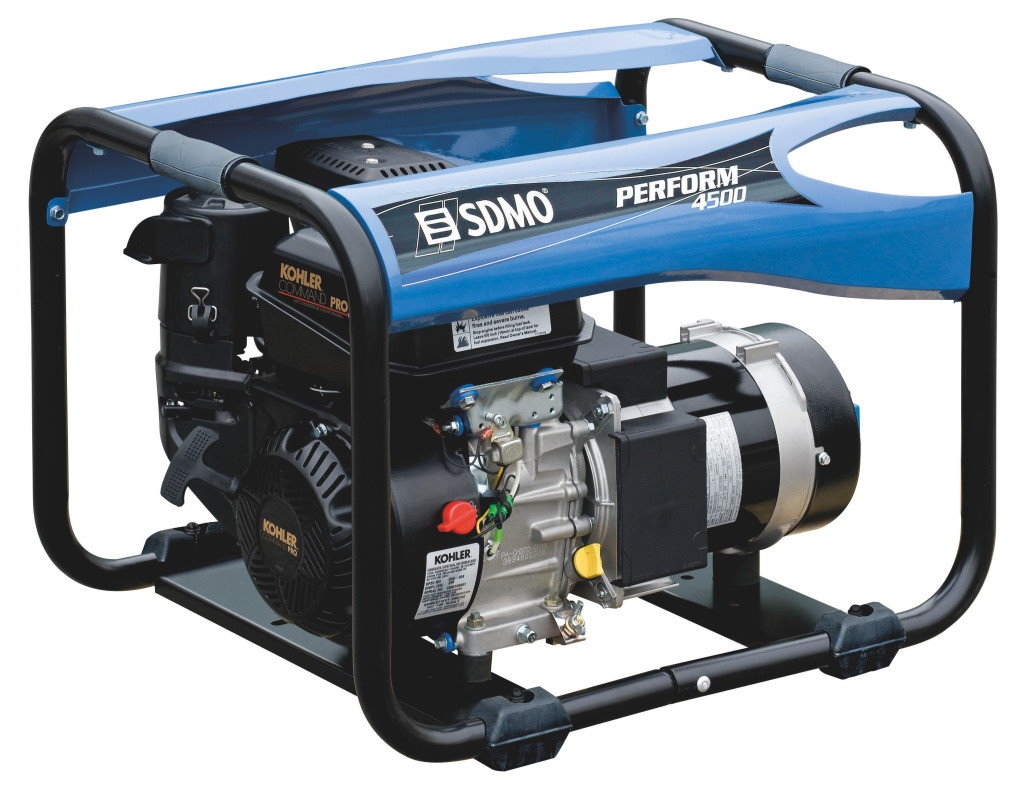 Бензиновый генератор Sdmo Perform 4500 sdmo weldarc 200