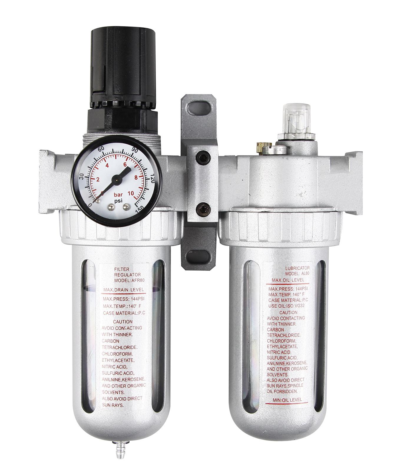 Фильтр Wester 816-002 влагоотделитель/редуктор/лубрикатор itap 143 2 редуктор давления