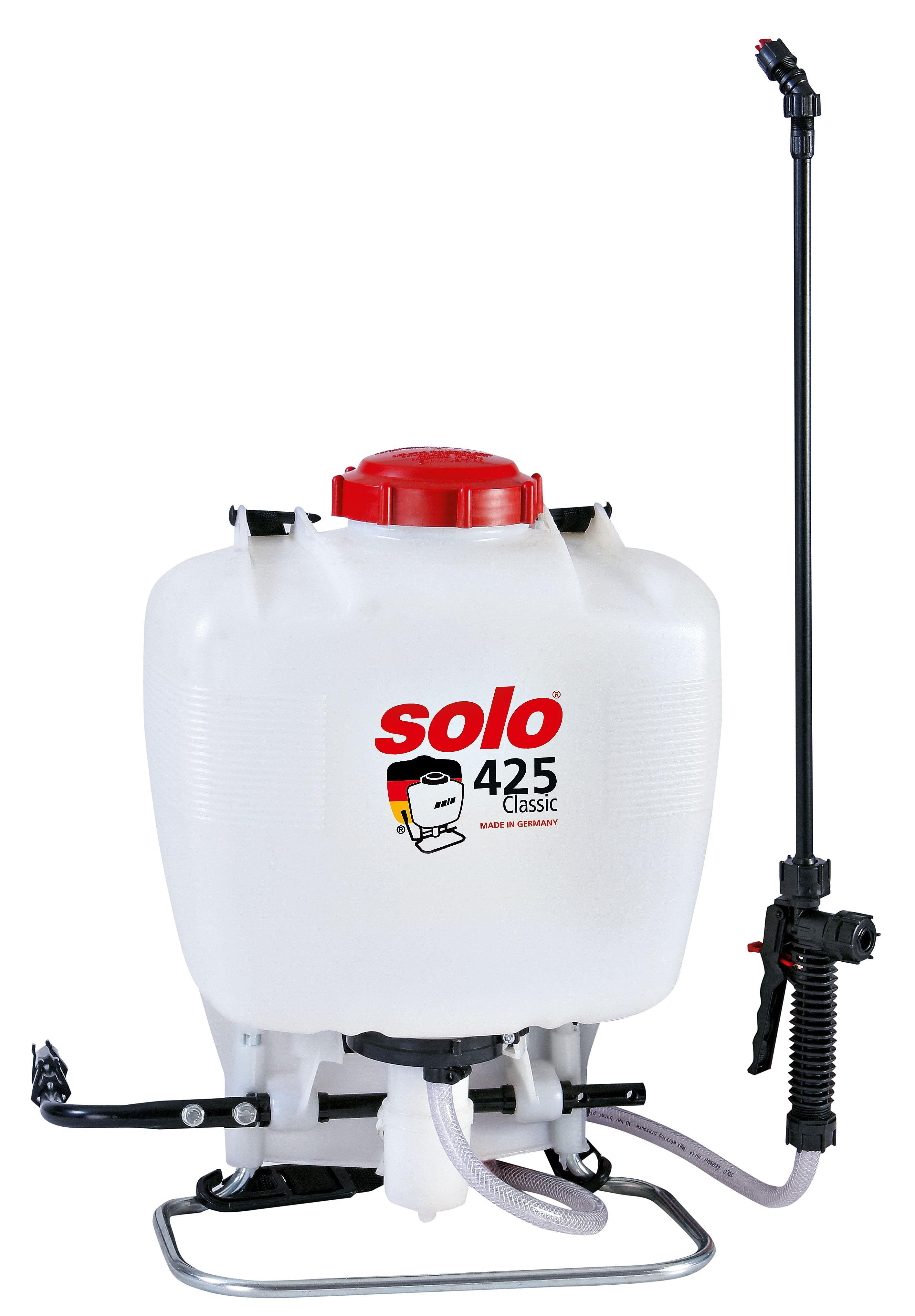 Ранцевый ручной опрыскиватель Solo 425 classic