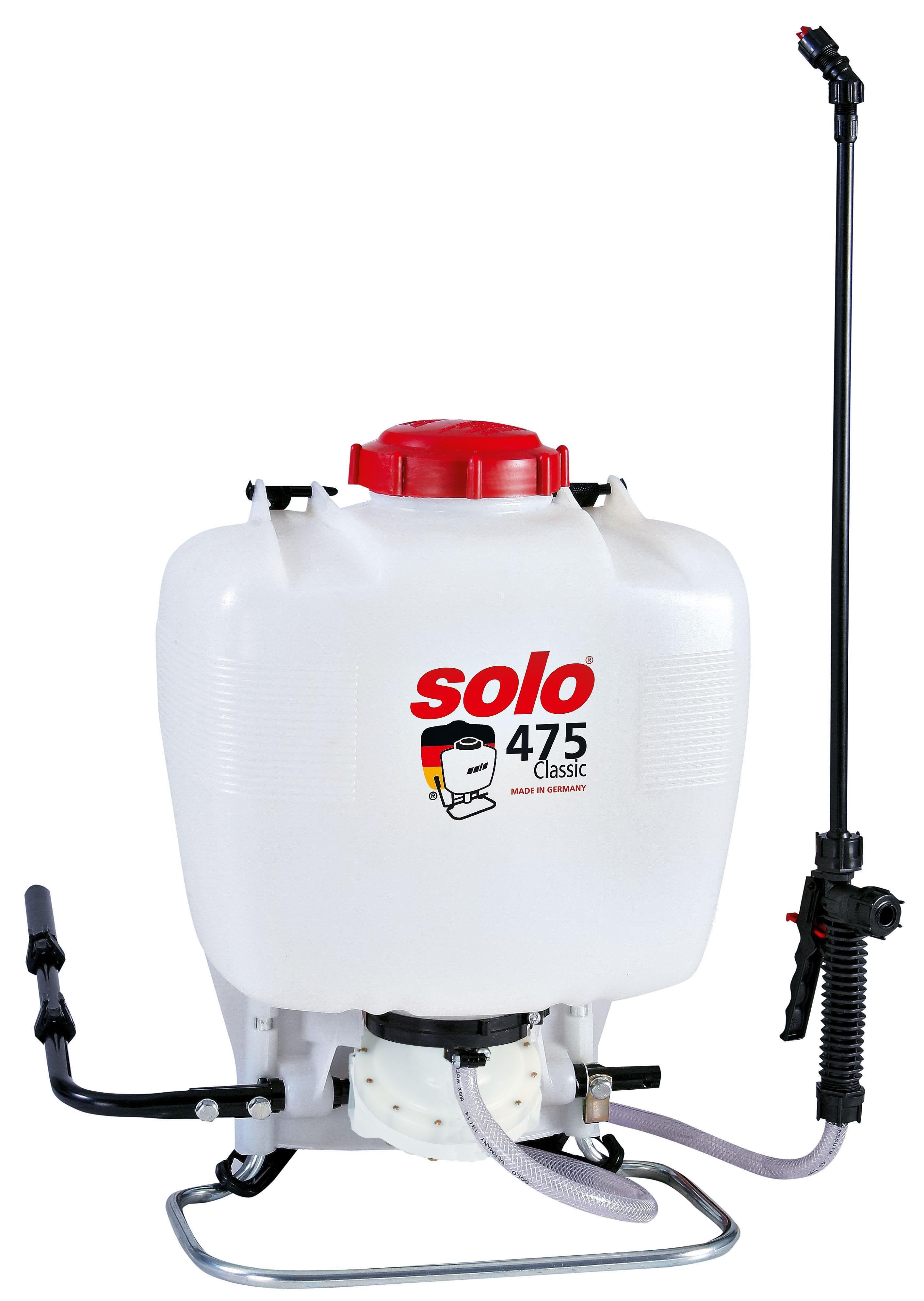 Картинка для Ранцевый ручной опрыскиватель Solo 475 classic