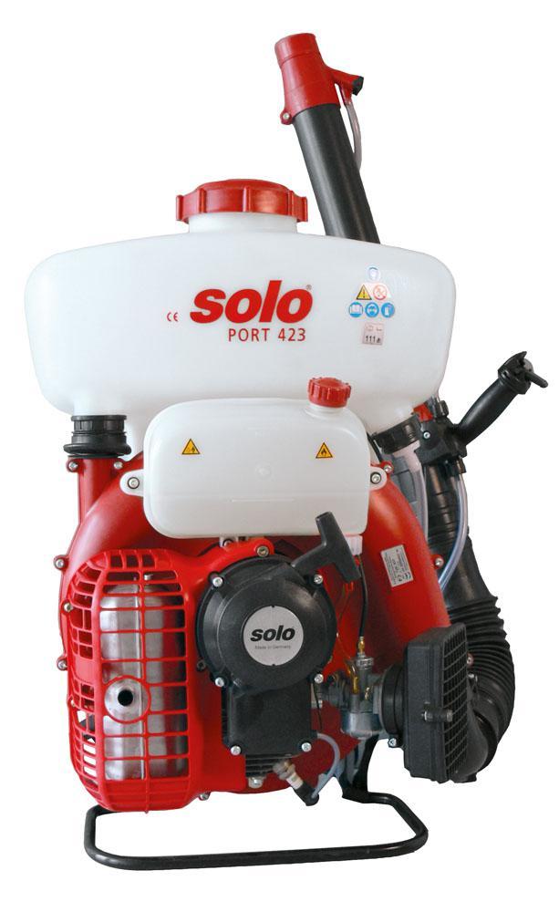 Ранцевый бензиновый опрыскиватель Solo 423 port