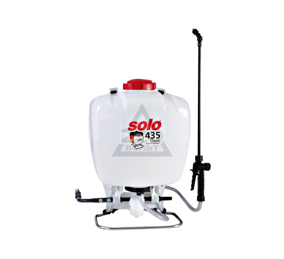 Ранцевый ручной опрыскиватель SOLO 435 Classic