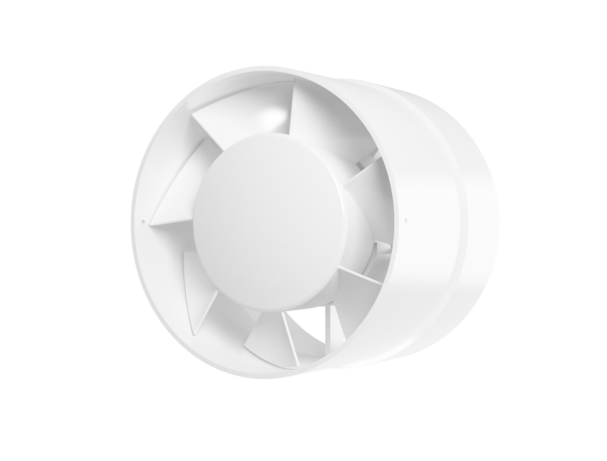 Вентилятор осевой канальный вытяжной Auramax Vp 5 вентилятор осевой канальный вытяжной auramax d 160 vp 6