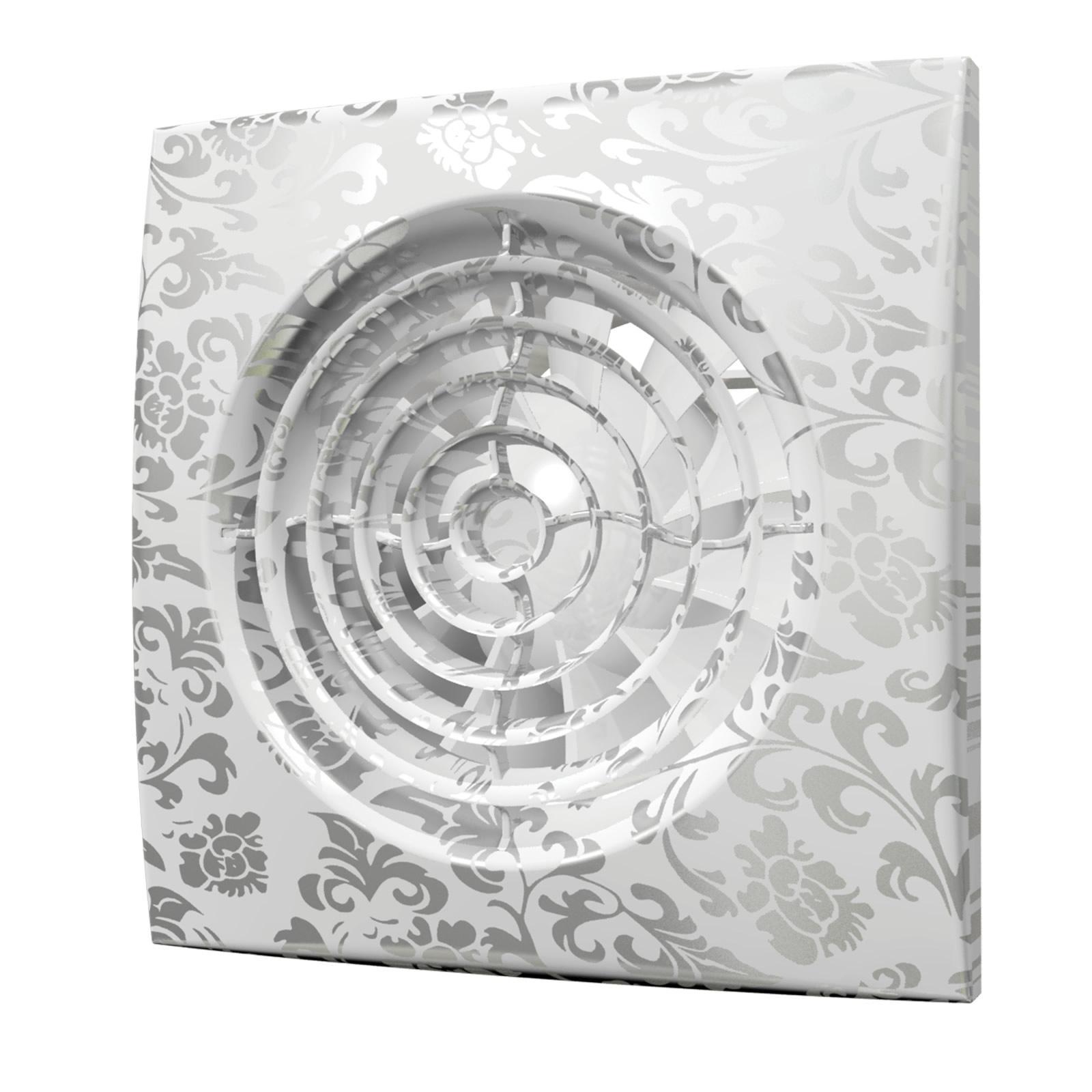 Вентилятор Diciti Aura 4c white design