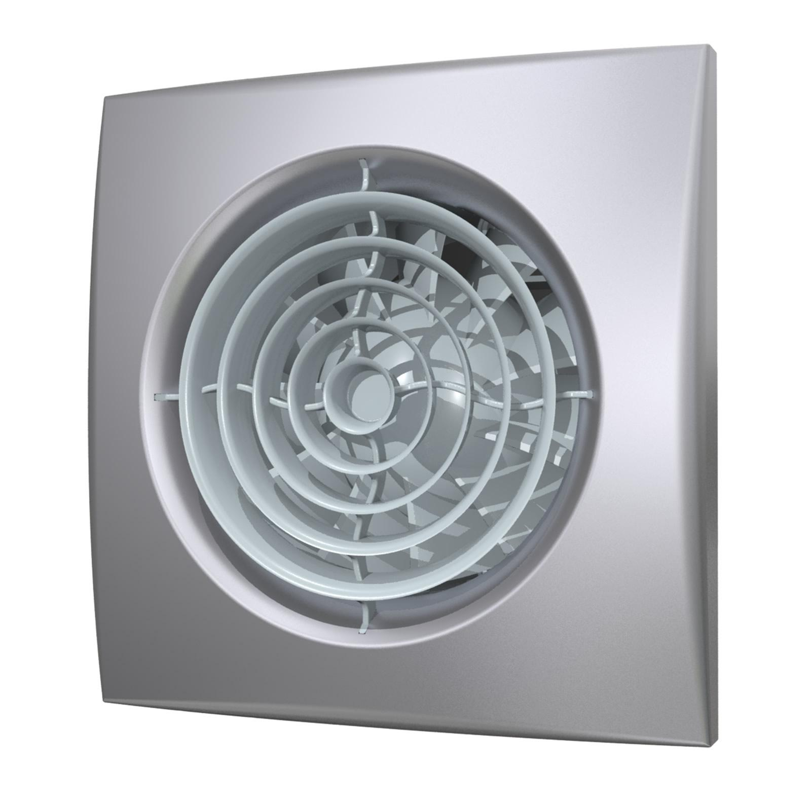 Вентилятор Diciti Aura 5c gray metal