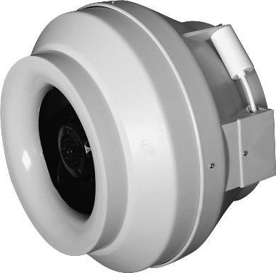 Вентилятор Diciti Cyclone-ebm 125