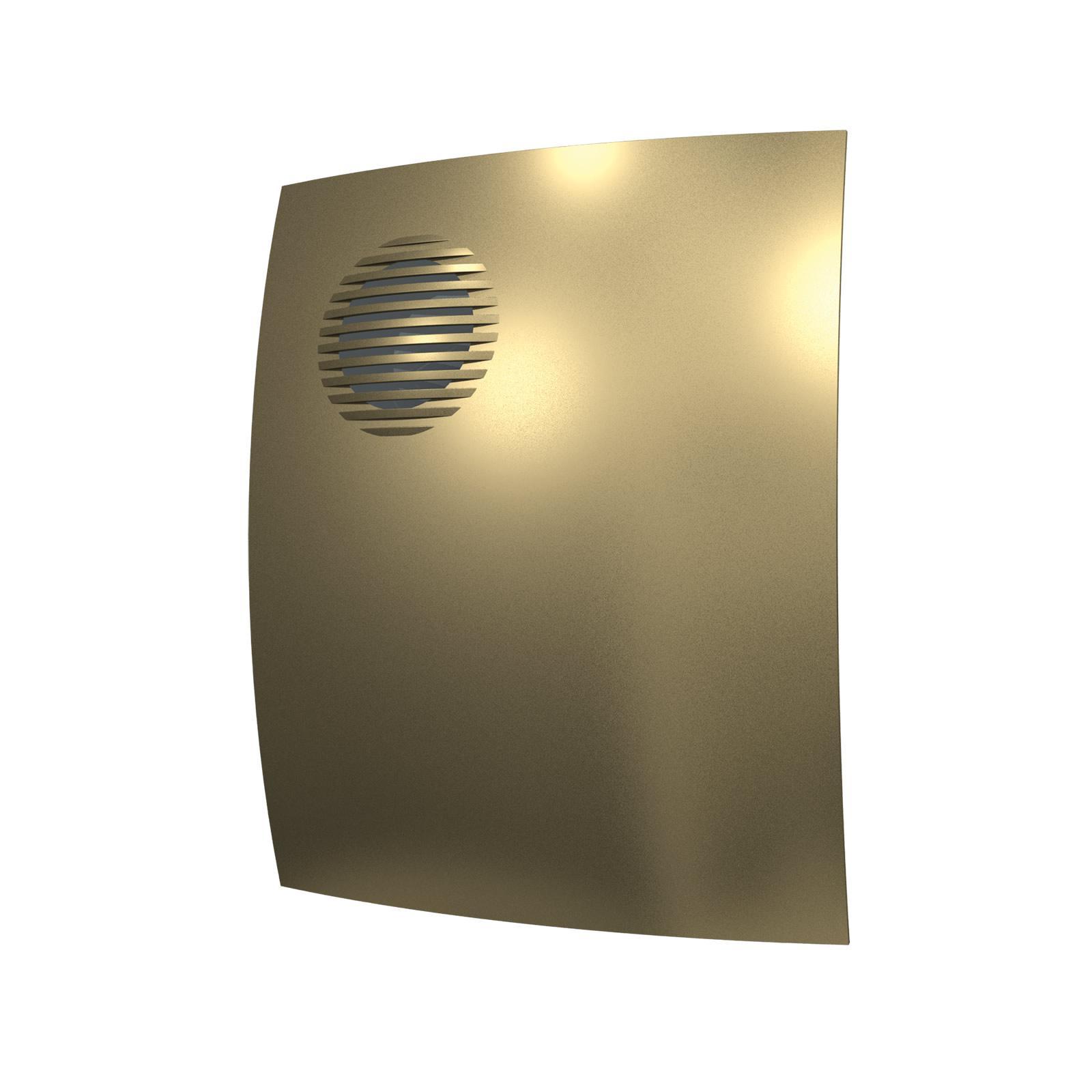 Вентилятор Diciti Parus 4c champagne