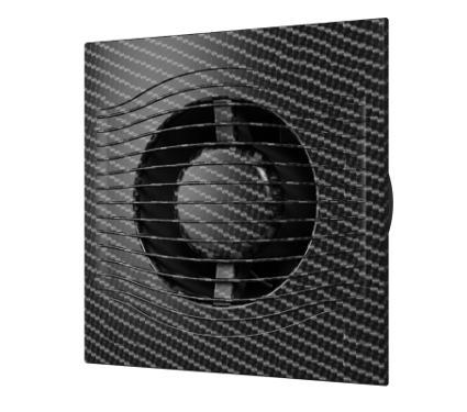 Вентилятор DICITI SLIM 4C black carbon
