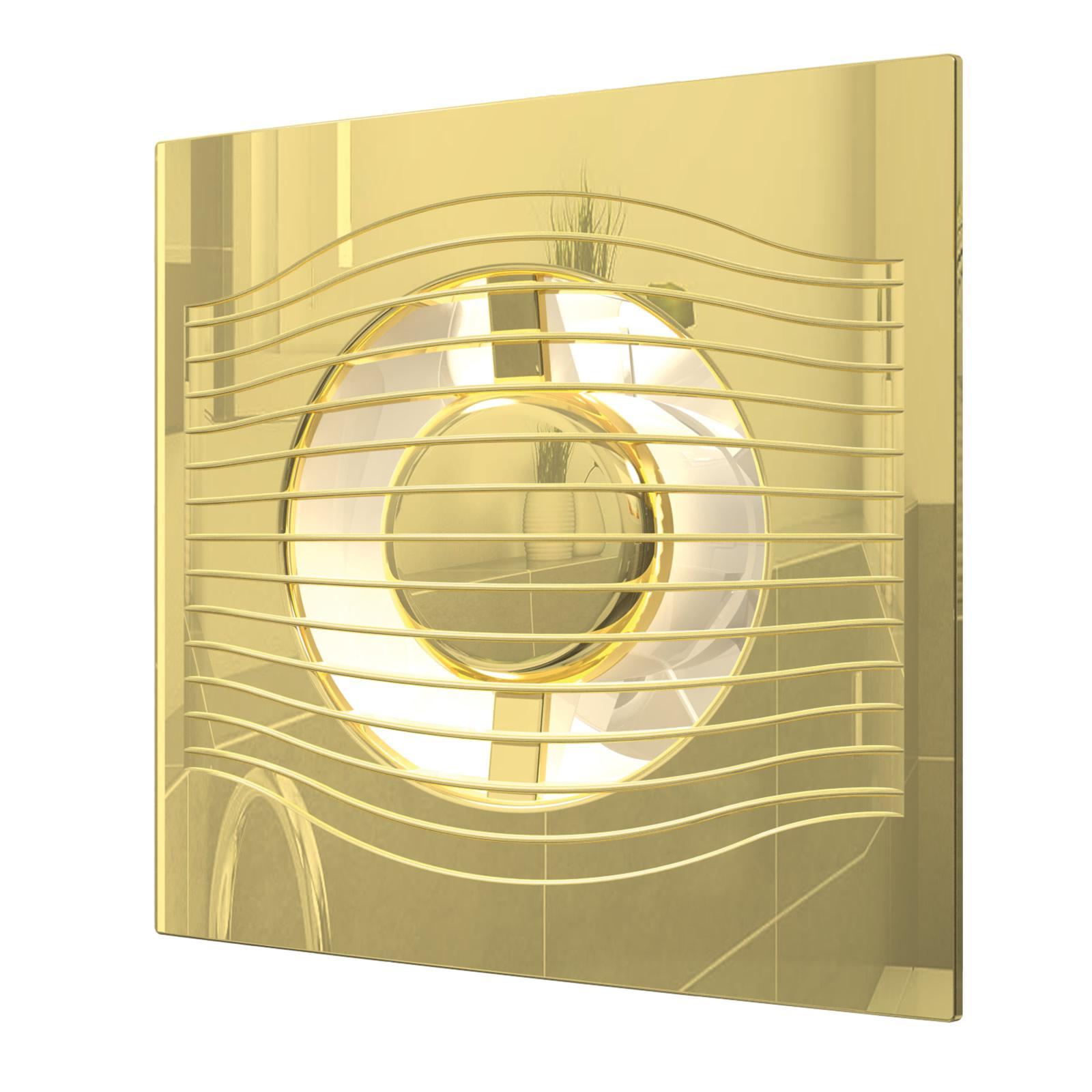 Вентилятор Diciti Slim 4c gold