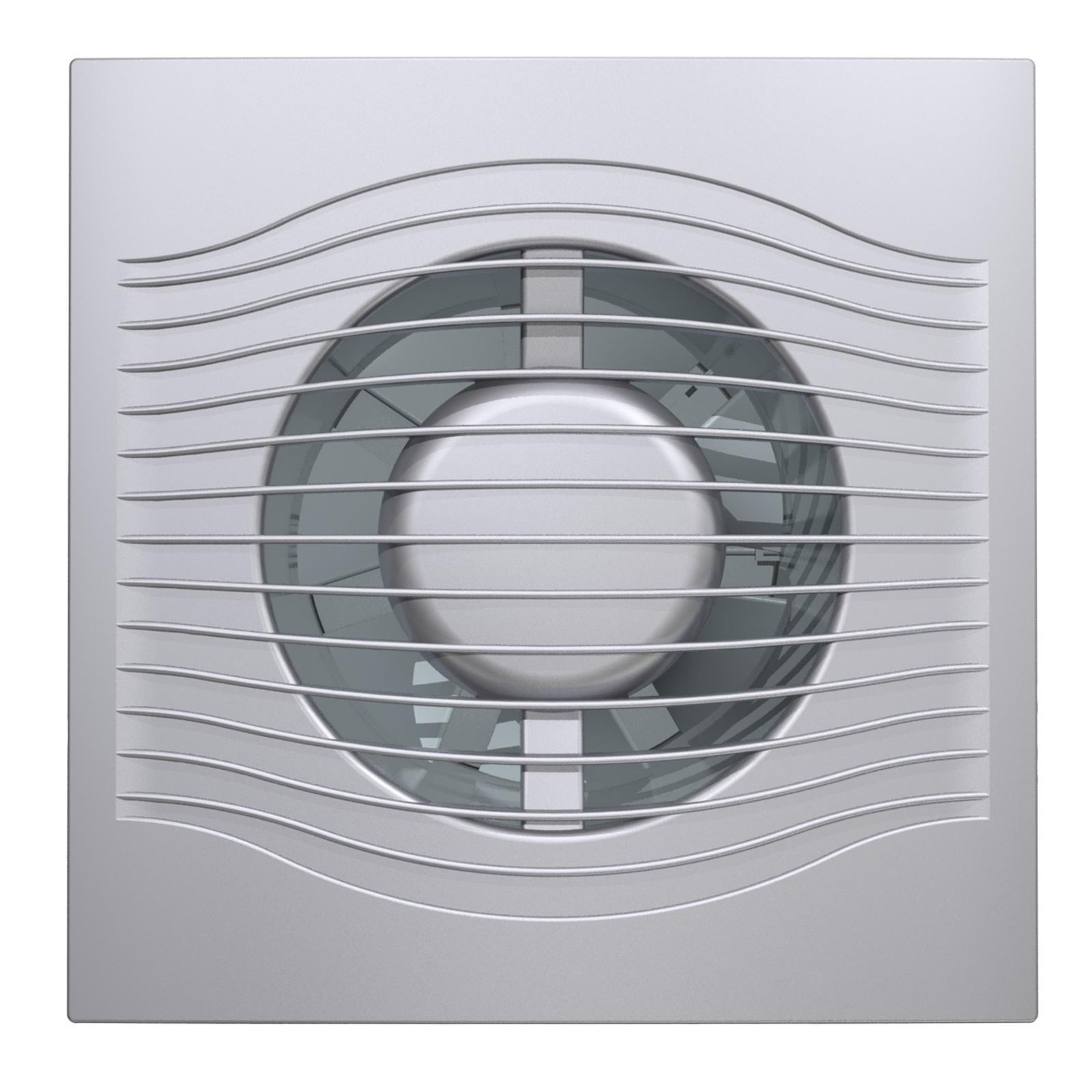 Вентилятор Diciti Slim 5c gray metal