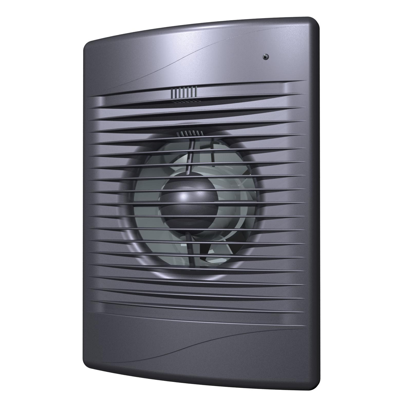 Вентилятор Diciti Standard 4c dark gray met