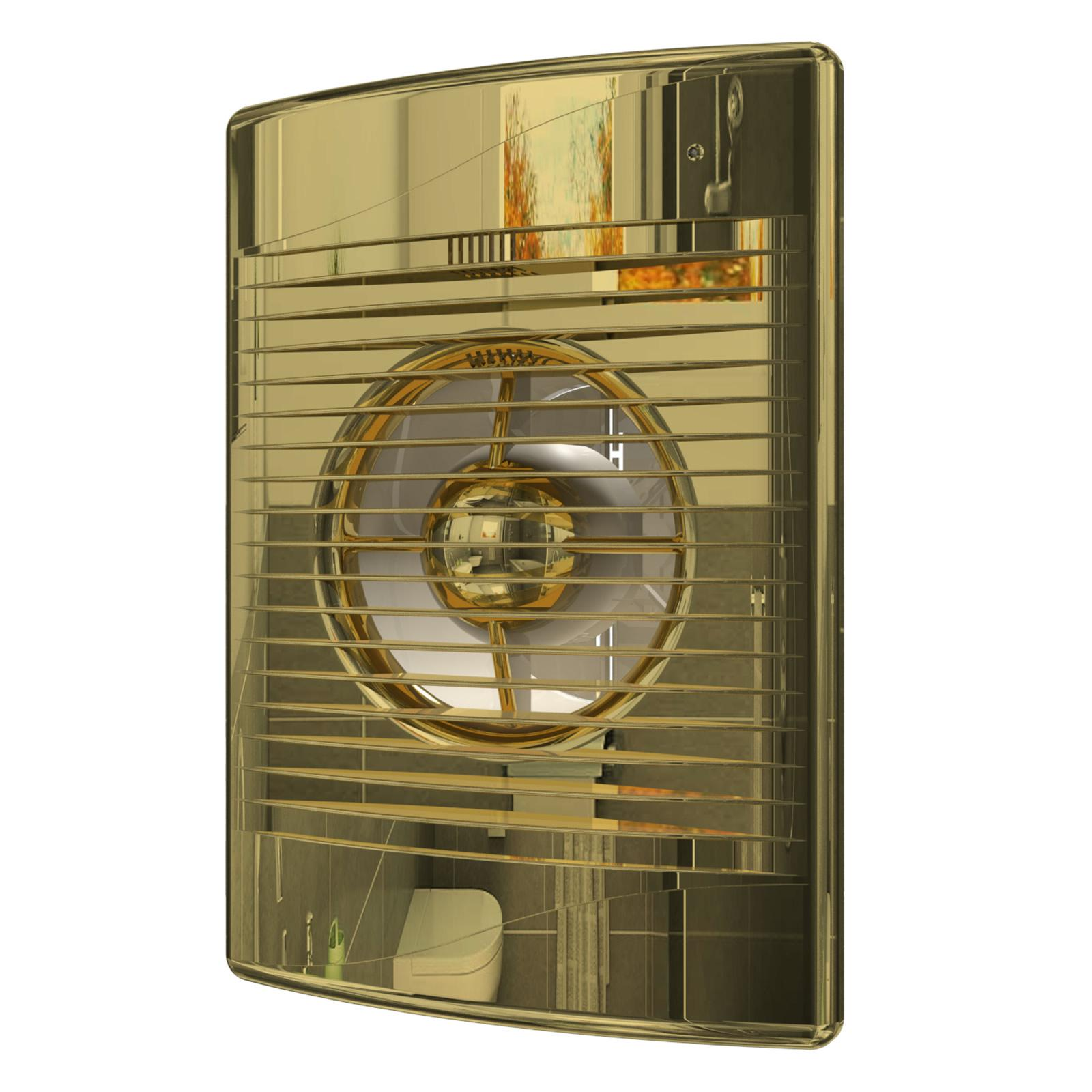 Вентилятор Diciti Standard 4c gold