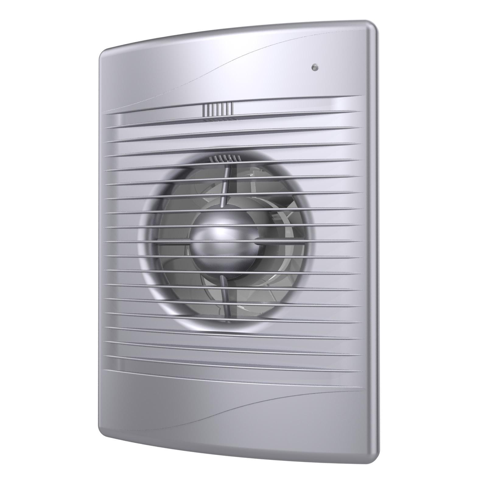 Вентилятор Diciti Standard 5c gray metal