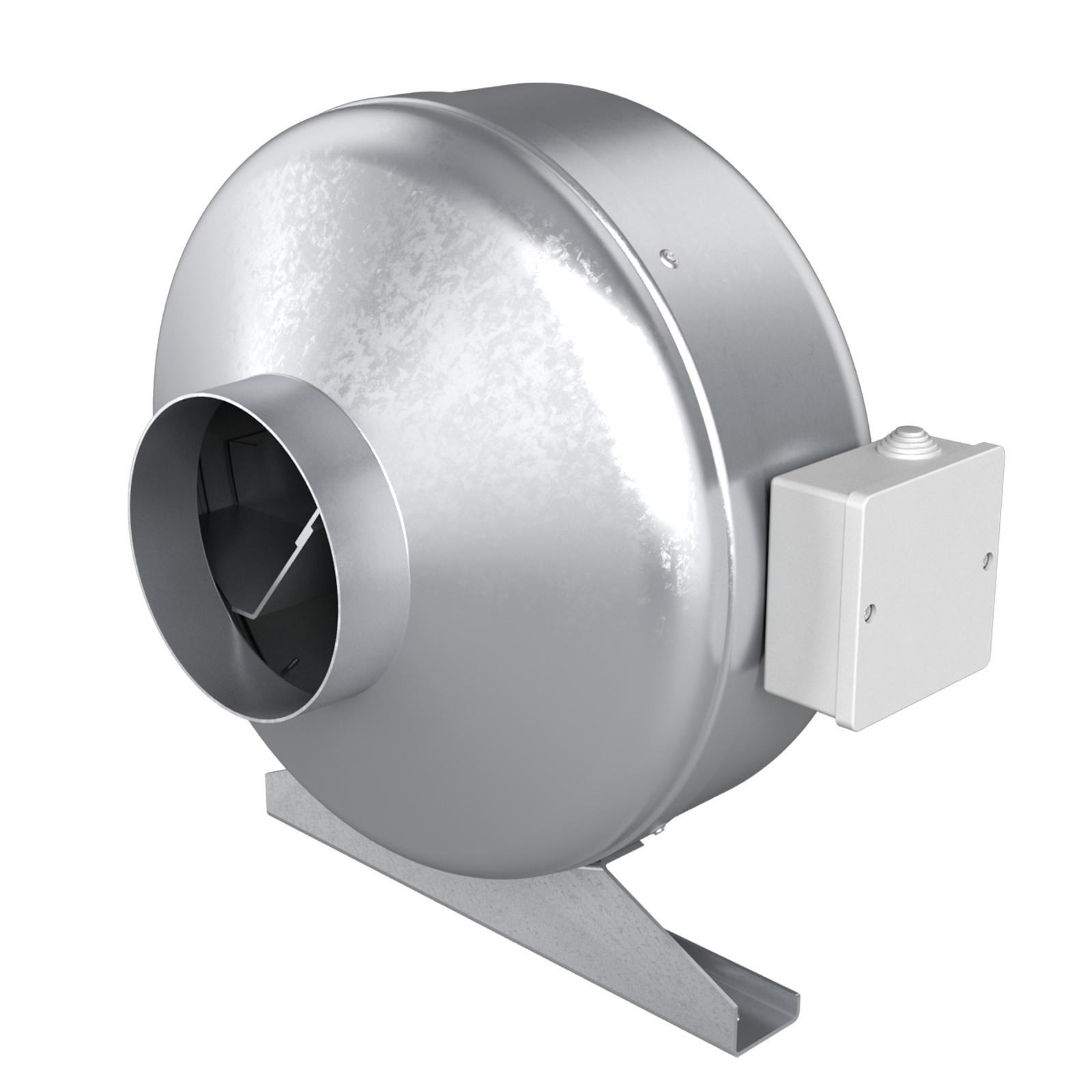 Канальный центробежный вентилятор Era Mars gdf 100
