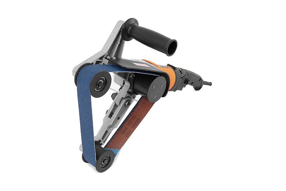 Машинка шлифовальная ленточная Messer M3016