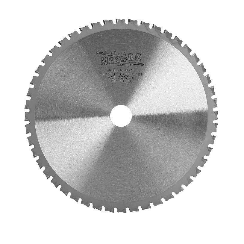 Диск пильный твердосплавный Messer Ф230х25.4мм 80зуб. (ТСТ 10-40-235) диск пильный твердосплавный messer тст 10 40 321