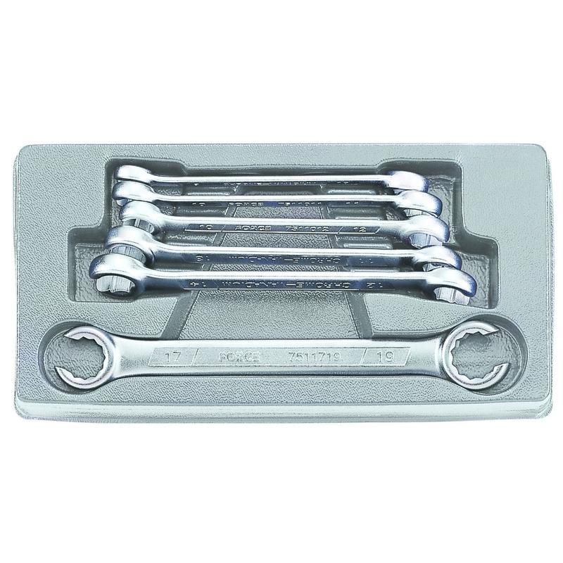 Набор ключей Force 5066 набор инструмента force f 41421