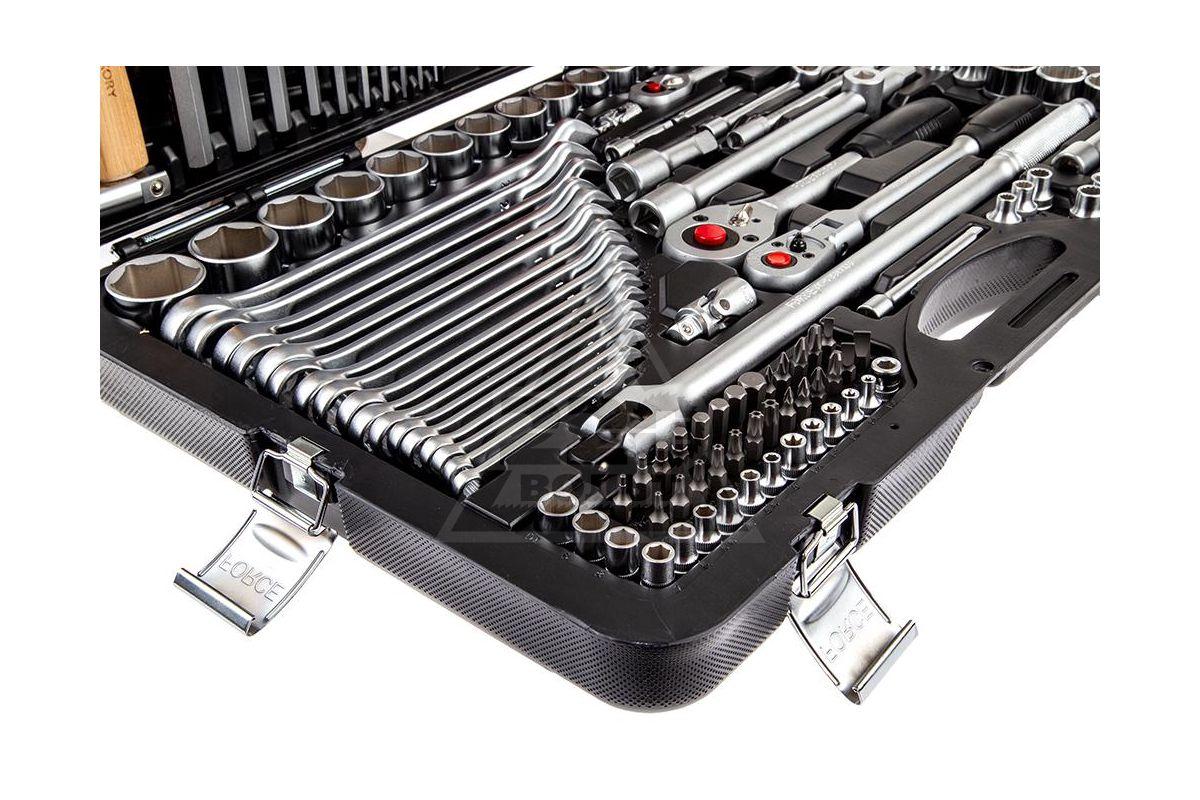 набор инструментов для автомонтажа FORCE 41421R