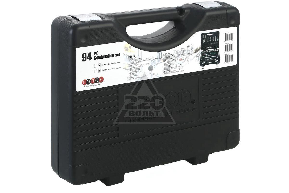 автомобильный набор инструментов FORCE 4941R