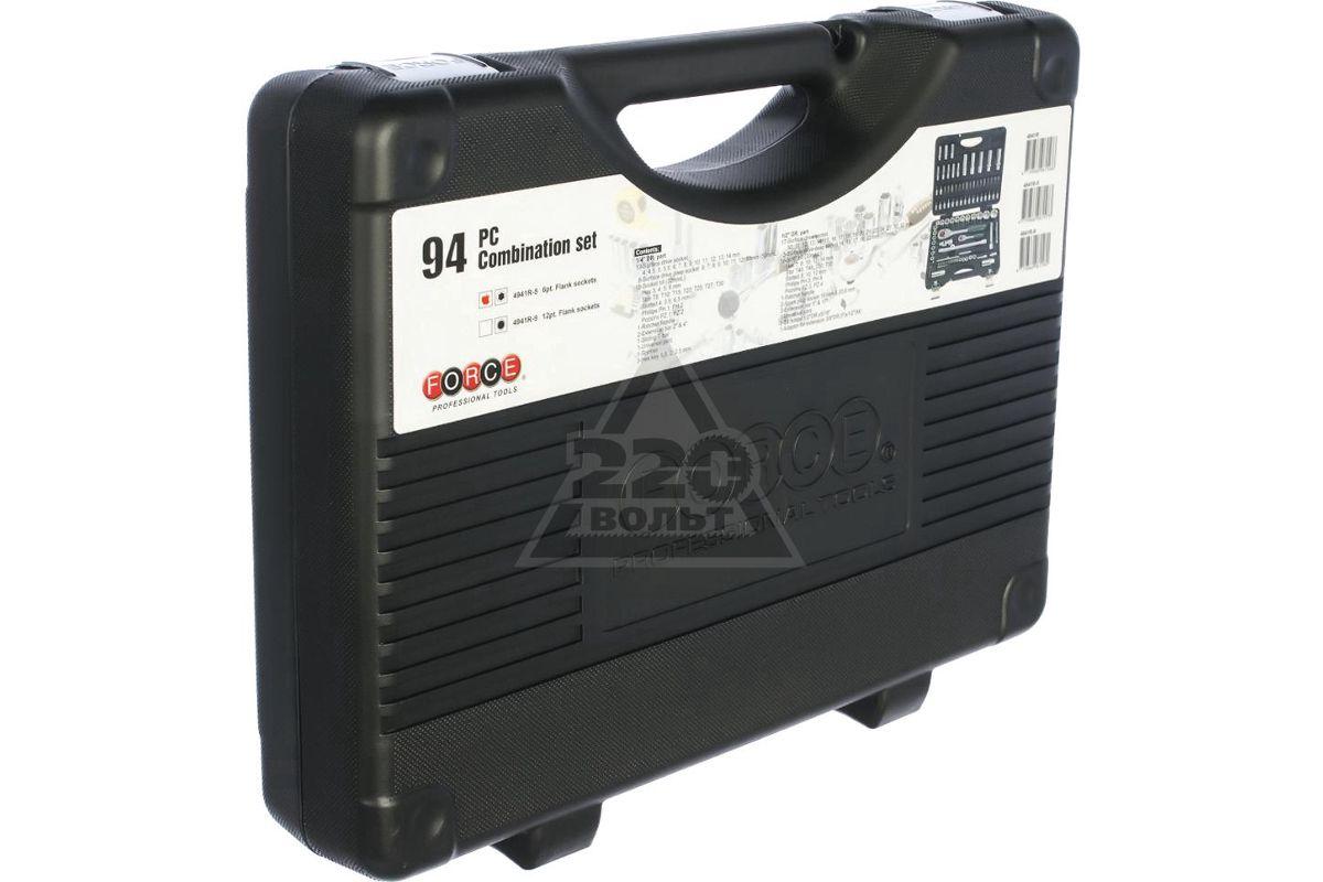 набор инструментов для автомонтажа FORCE 4941R-5