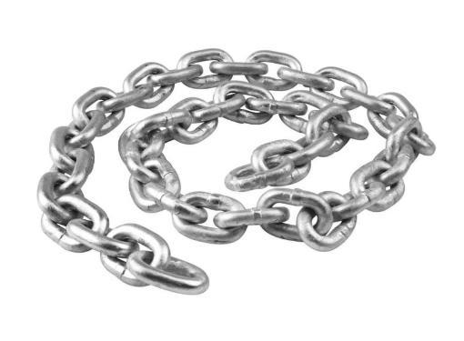Оцинкованная стальная цепь 15 м ЗУБР Профессионал (4-304050-08)