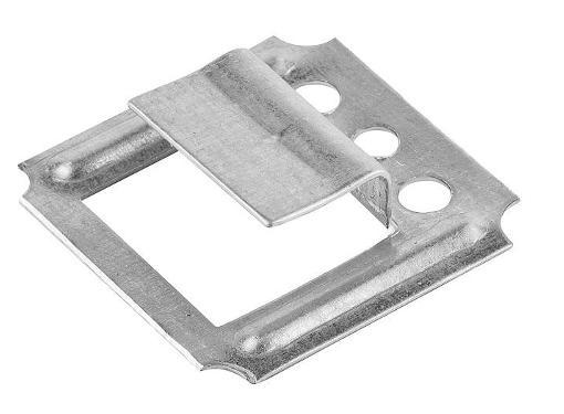 Кляймер для вагонки ЗУБР 1.0 мм 100 шт. (3075-01)