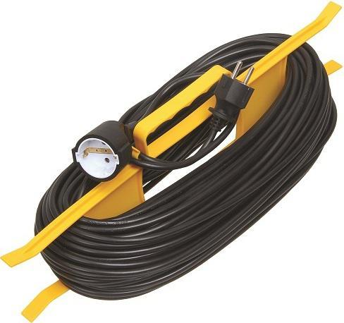 Удлинитель Iek Wkf14-10-01-40 удлинитель iek ук40 40m 4 socket wkp23 10 04 40
