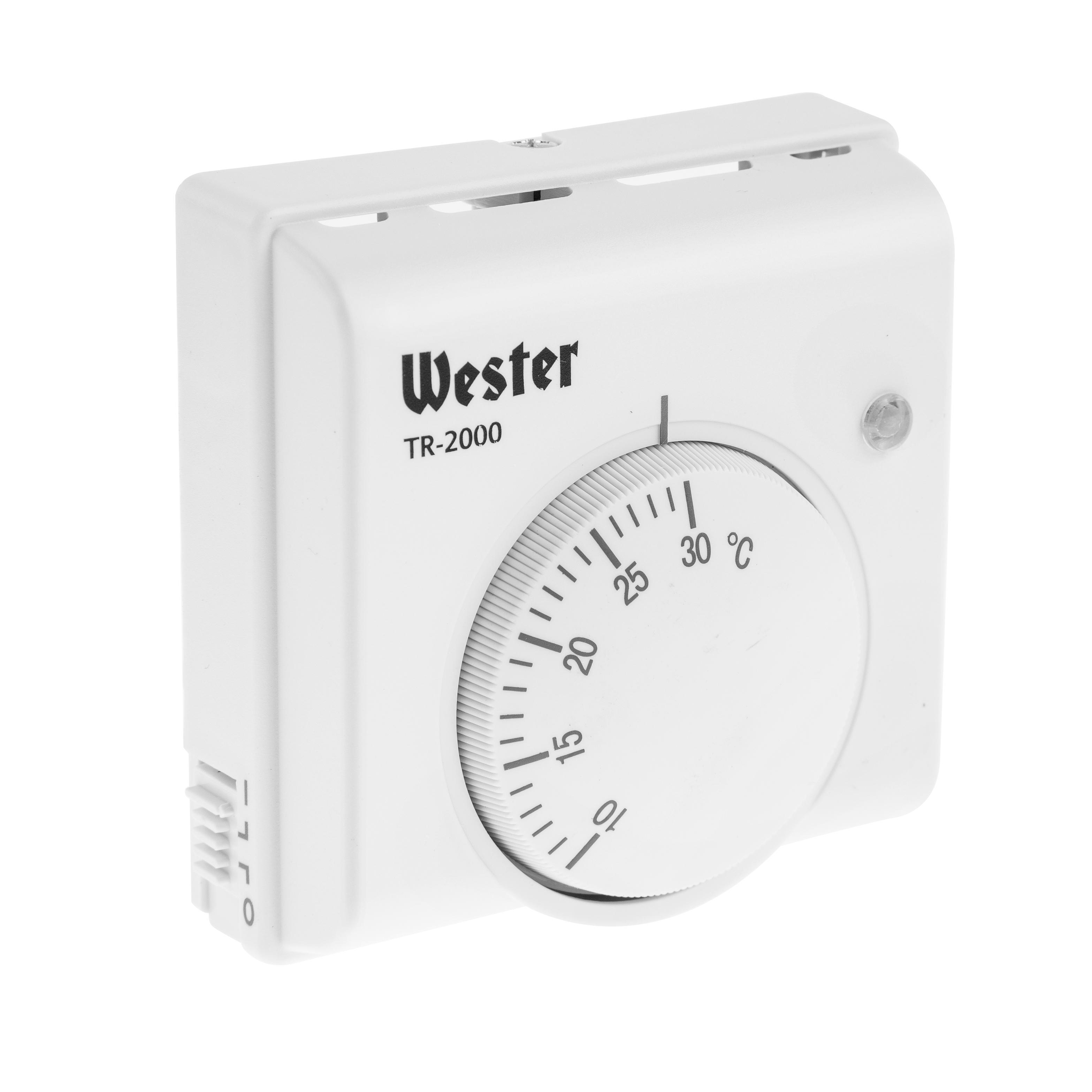 Терморегулятор Wester Tr-2000