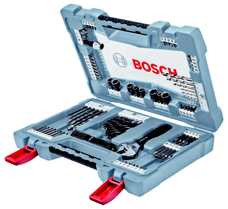 Набор оснастки Bosch Premium set-91 2.608.p00.235 набор оснастки bosch premium set 49 2 608 p00 233