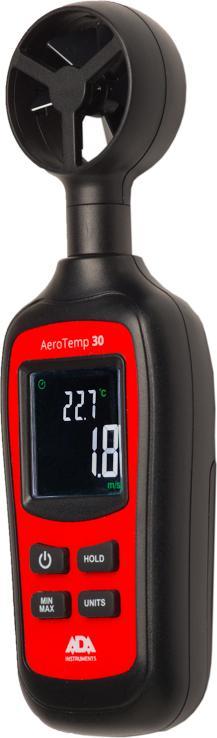 Анемометр Ada Aerotemp 30 А00515