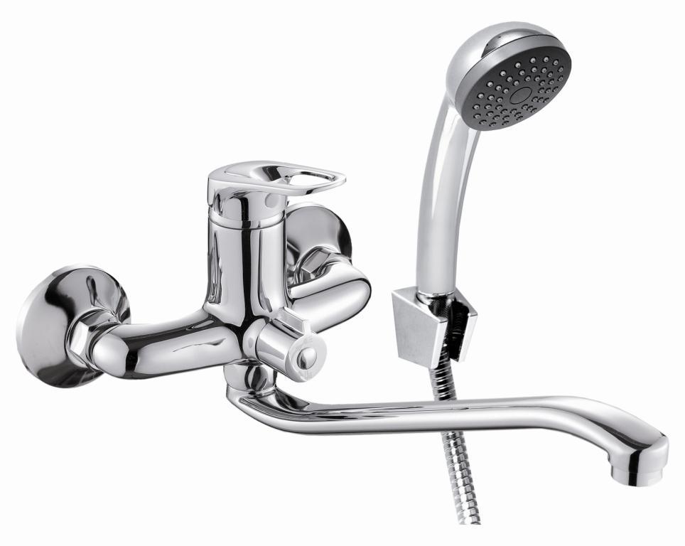 Купить Смеситель для ванны Konner Sol1600