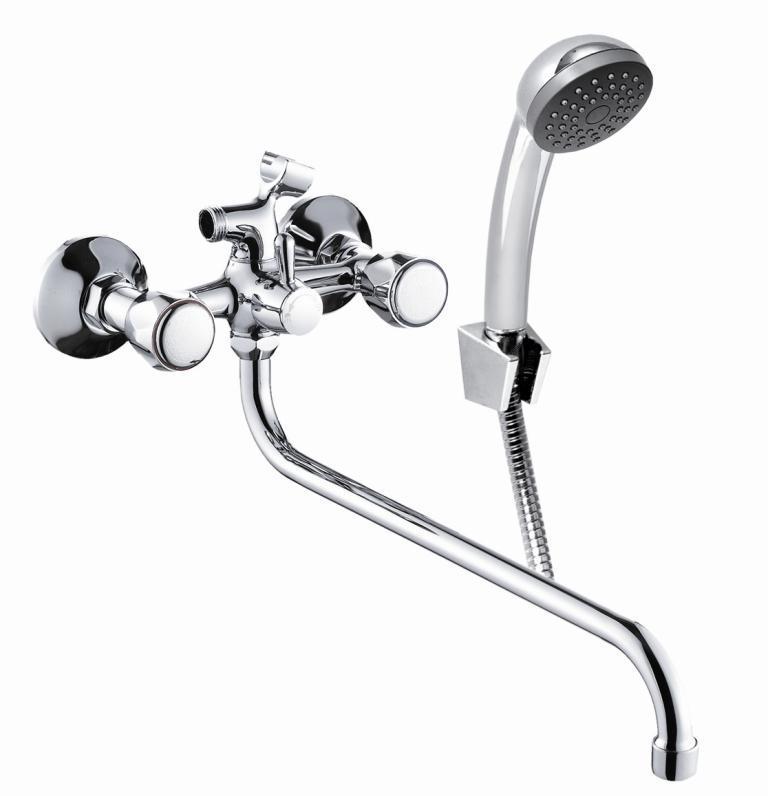 Смеситель для ванны Konner Elq2620