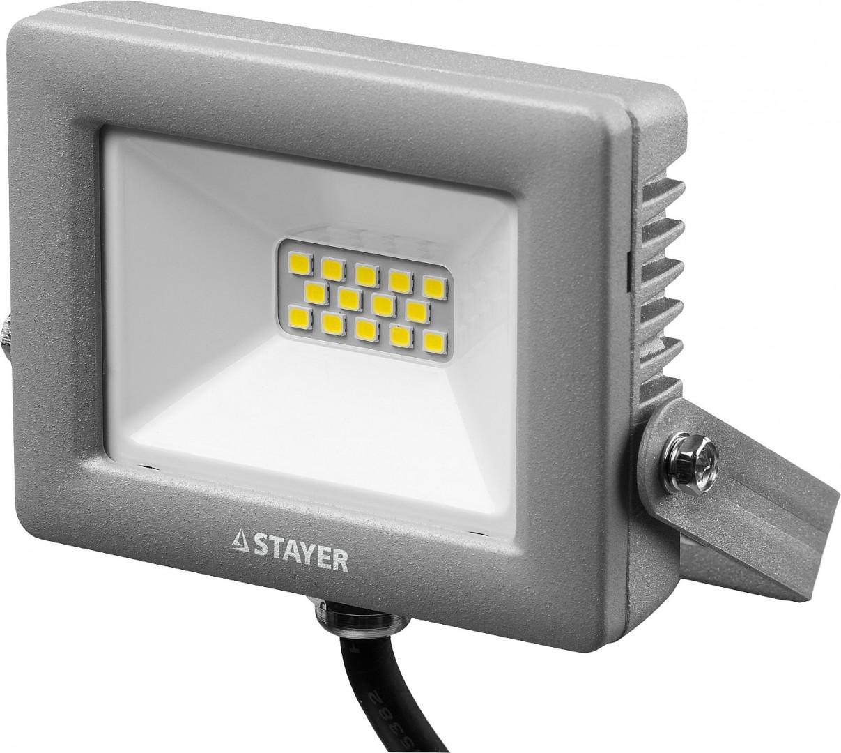 Прожектор Stayer Profi 57131-50 цена и фото